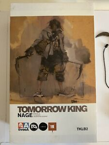 ThreeA 1/6 Tomorrow King Nage -  Ashley Wood 3a Popbot Tk Tq Underverse 3a