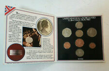 United Kingdom1983 Uncirculated Coin Collection - unopened as issued.