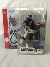 McFarlane NFL 4 Peyton Manning Indianapolis Colts Blue Jersey Variation