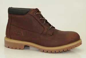 Timberland Nelson Premium Chukka Waterproof Boots Men Shoes A1UIM