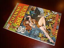 Marvel Comics Shanna the She-Devil # 2 Nice Copy
