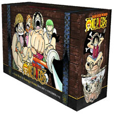One Piece The Complete Collection Box Set 1-23 By Eiichiro Oda Anime & Manga NEW