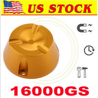 16000GS Magnetic Pencil Super-lock EAS Security Tag Tool, Gold [US in STOCK]