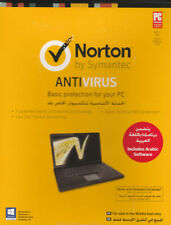 Symantec Norton Anti Virus 2012 Anti Virus & Identity Protection Software New
