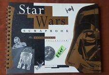 Star Wars Scrapbook The Essential Collection Stephen J Sansweet 1998 Lucasfilm