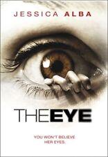 The Eye (DVD) Jessica Alba DISC ONLY NO CASE NO ART EXCELLENT CONDITION