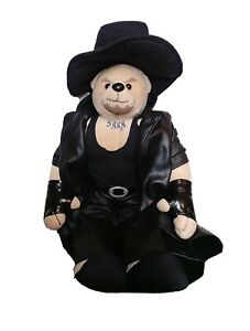 WWE WWF Undertaker Plush Bear *READ*