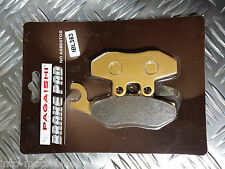 SEMI METAL FRONT BRAKE PADS FOR VESPA GTS 250 iE/ABS 05-10 F