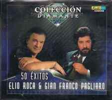 balada 70s 80s 3cds ELIO ROCA & Gian Franco Pagliaro RAMITO VIOLETAS yo quiero..
