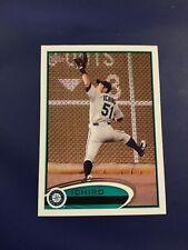 2012 Topps # 537 ICHIRO SUZUKI Seattle Mariners Great Card !