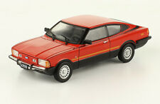 Ford Taunus GT SP5 1983 Rare Argentina Diecast Scale 1:43 New With Magazine