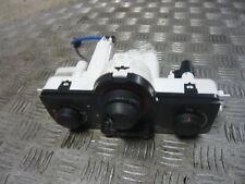 RENAULT CLIO DYNAMIQUE MK3 1.2 16V 5DR 11 HEATER CONTROL PANEL 030967W 69590001