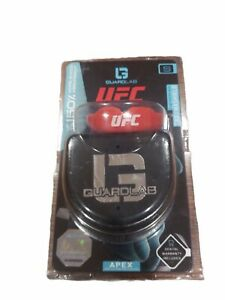 Guardlab Apex UFC Mouthguard Red Size Small