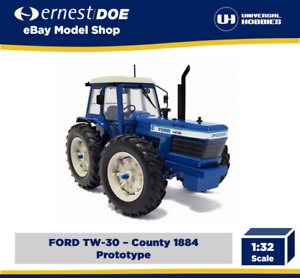 Universal Hobbies FORD TW-30 – County 1884 Prototype | 6302