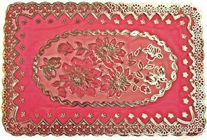 Designed Table Mat