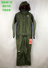 THE NORTH FACE WOMENS HYVENT RECCO SKI SKIING SUIT SHUGGA ONE PIECE size M