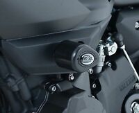 R&G RACING Aero Crash Protectors, Yamaha XJ6 N 2013- *BLACK*