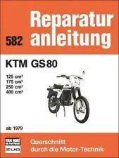Buch Reparaturanleitung KTM GS80 / GS 80 alle Modelle ab 1979 Bd 582