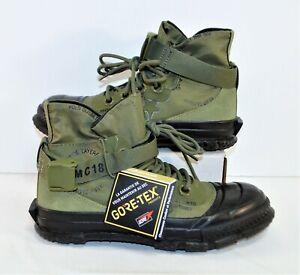 Converse Fastbreak MC18 Gore-Tex Mountain Club Green Boots SZ 3 NEW 163179C RARE