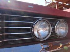 1965 MERCURY MARAUDER (2DR,HT) DRIVER SIDE FRONT GRILL (HEADLIGHT SEPERATE)