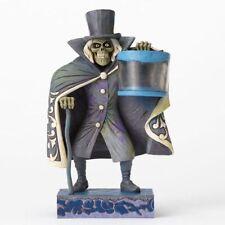 NIB Jim Shore Disney Parks Hatbox Ghost Haunted Mansion Figure 2016 In Hand