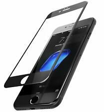 Tempered Glass Screen Protector For iPhone 8 5D Film Scratch Scatter Dust Proof