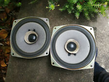 bmw e36 318is coupe genuine bmw front speakers
