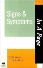 In a Page: In a Page Signs and Symptoms by Ellen S. Smith, John J. Raves and Sc…