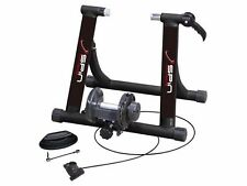 Spin Physics Magnetic Bicycle Bike  Turbo Trainer- Black