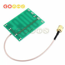 1pcs 5dBi UHF RFID PCB 902-928M w/SMA Connector 5cm X 5cm Antenna/port new