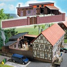 Busch HO 1531 Hinterhofgebäude (Schlachterei) #NEU in OVP#