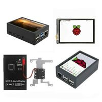 New 3.5 inch 125M TFT LCD Display Touch Screen Monitor w/ Case For Raspberry Pi