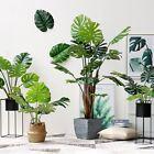 50cm Large Artificial Plants Office Home Indoor Garden Faux Plant Tree Decor Hot