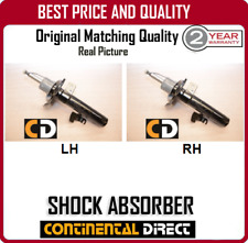 FRONT  LEFT AND RIGHT  SHOCK ABSORBER  FOR MAZDA MAZDA3 GS3131FR OEM QUALITY