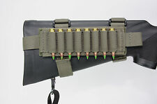 AAT Ranger Green Pouch 8 Shell Sniper Rifle Reload Harness Made In USA
