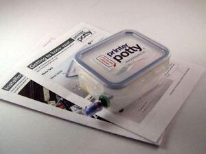 Printer Potty Waste Ink Kit Fits: Epson XP-7100, XP-760, XP-860 (inc' Reset Key)