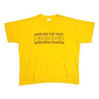 Bowling For Soup Drunk Enough To Dance Tshirt | Vintage Pop Punk Band Music VTG