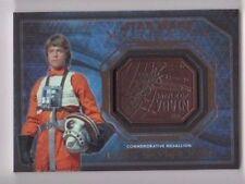 2016 Star Wars Masterworks Medallion Bronze  Luke Skywalker Battle of Hoth