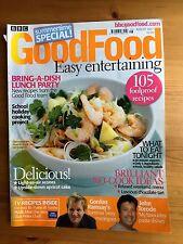 BBC Good Food August 2007 Magazine - Gordon Ramsay, John Torode