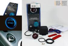 FITS FOR INFINITI JDM BLUE LED PUSH START ENGINE IGNITION BUTTON CONVERSION KIT