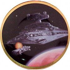 Star Wars Star Destroyer Space Vehicles Plate, Hamilton