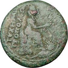 TARSUS Cilicia 98AD Hadrian Time Ancient Greek Coin Fortuna ZEUS Cult   i19988
