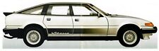 Rover SD1 Side Stickers for Vitesse Full Set Reproduction to Original Design