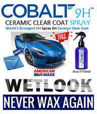 CAR PAINT COATING 9H CERAMIC