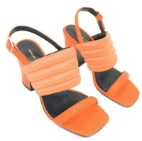 Dries Van Noten BLUSH300 Shoes Size 8 NEW
