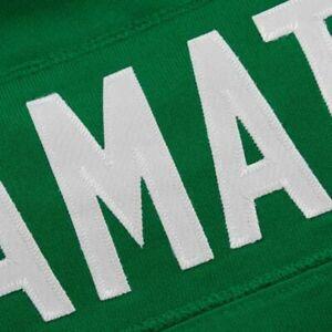 Mitchell & Ness NEW YORK JETS 1968 Joe Namath Green AUTHENTIC  Throwback Jersey