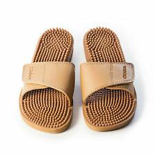 Maseur 822245 Invigorating Sandals for Men, Size 7 - Beige