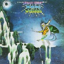 Uriah Heep Demons and Wizards 180gm Vinyl LP Gatefold 2015 &