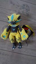 Pokemon Figur Plüsch Zeraora Neu Sonne Mond Edition