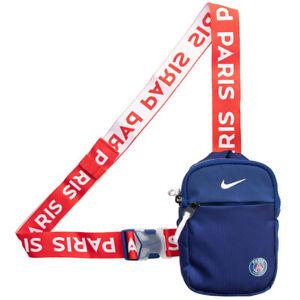 Nike Paris Saint-Germain Stadium Shoulder Bag Sack Cross Body Navy CK6597-455